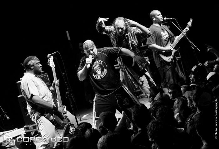 Suicidal Tendencies + The Inspector Cluzo + General Lee - Le métaphone / Oignies (62) - le 13/10/2013