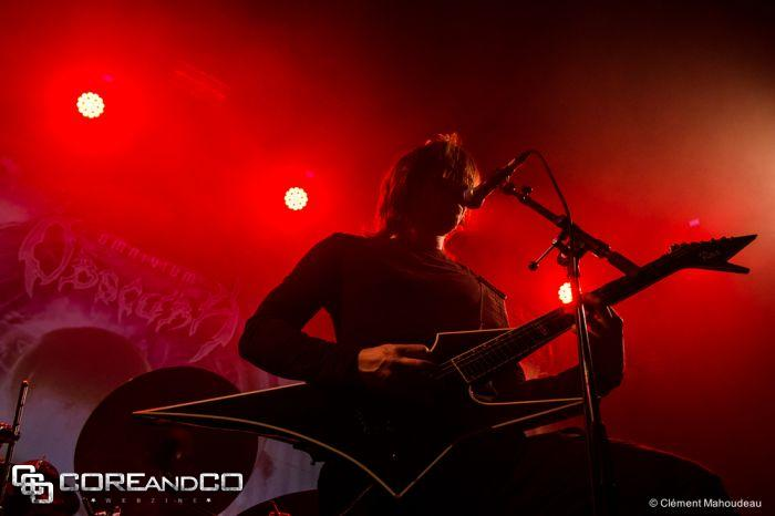 Death + Obscura + Darkrise - Trabendo / Paris - le 25/11/2013