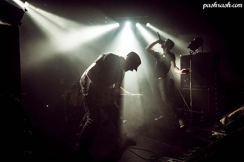 Regarde Les Hommes Tomber + Cortez - Le Chatodo / Blois (41) - le 13/03/2014
