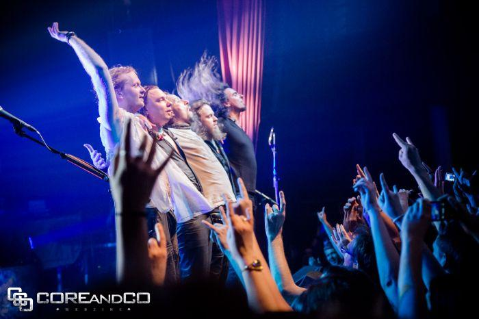 Sonata Arctica + Trick Or Treat - Le Bataclan / Paris (75) - le 23/04/2014
