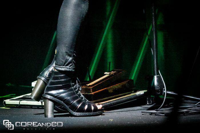 Halestorm le 30/04/2014, Le Trabendo, Paris (75) - photo8