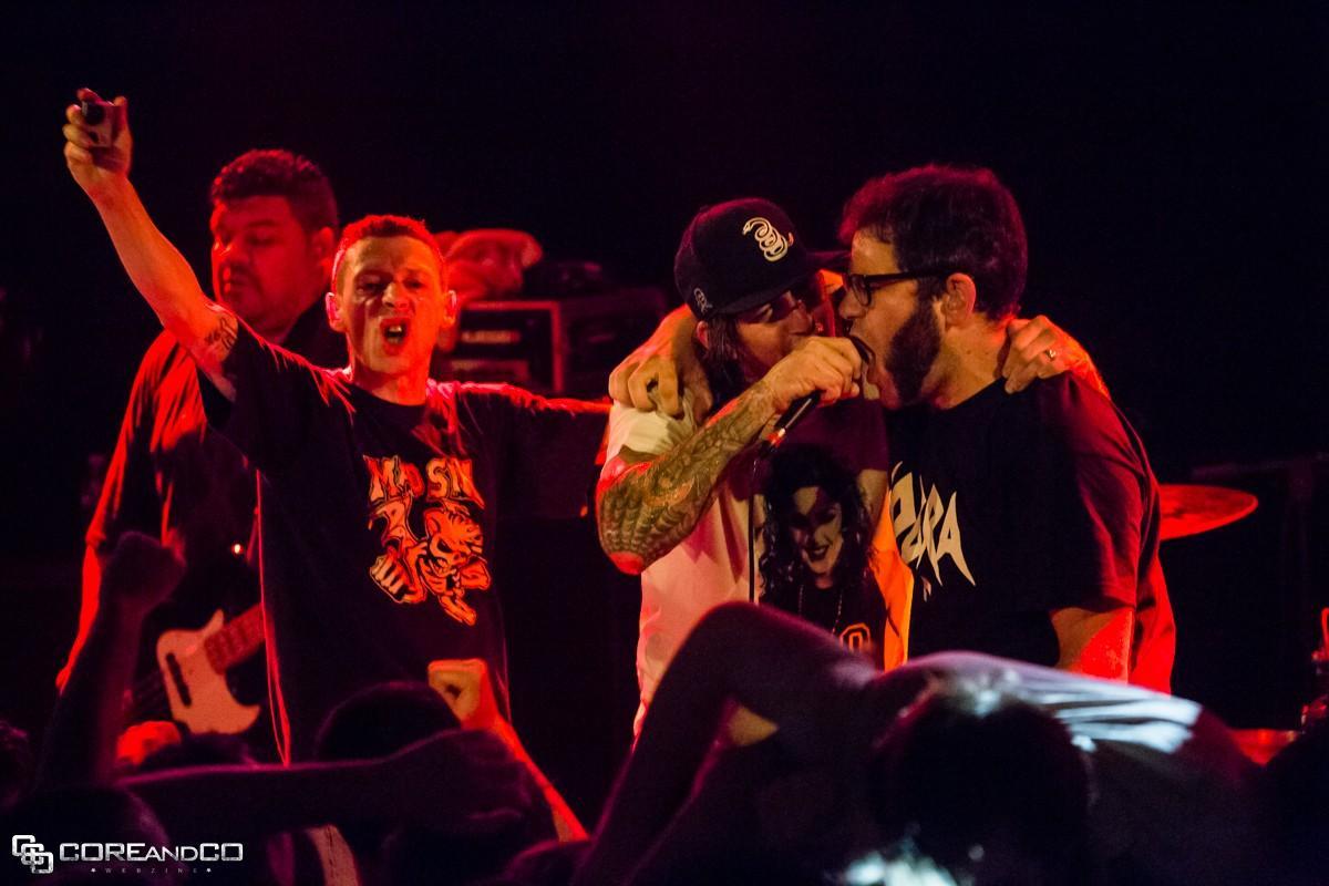 Madball - La maroquinerie / Paris (75) - le 17/07/2014