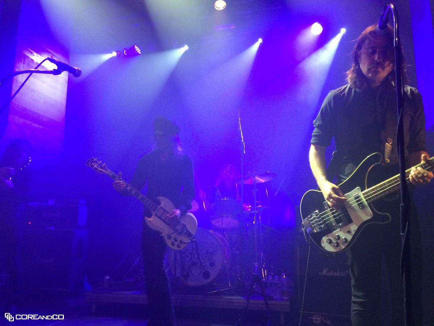 Imperial State Electric - le Petit Bain / PARIS - le 13/05/2017
