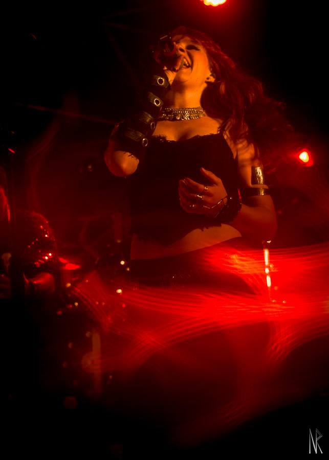 Eluveitie + Grailknights + Haeredium - photo3
