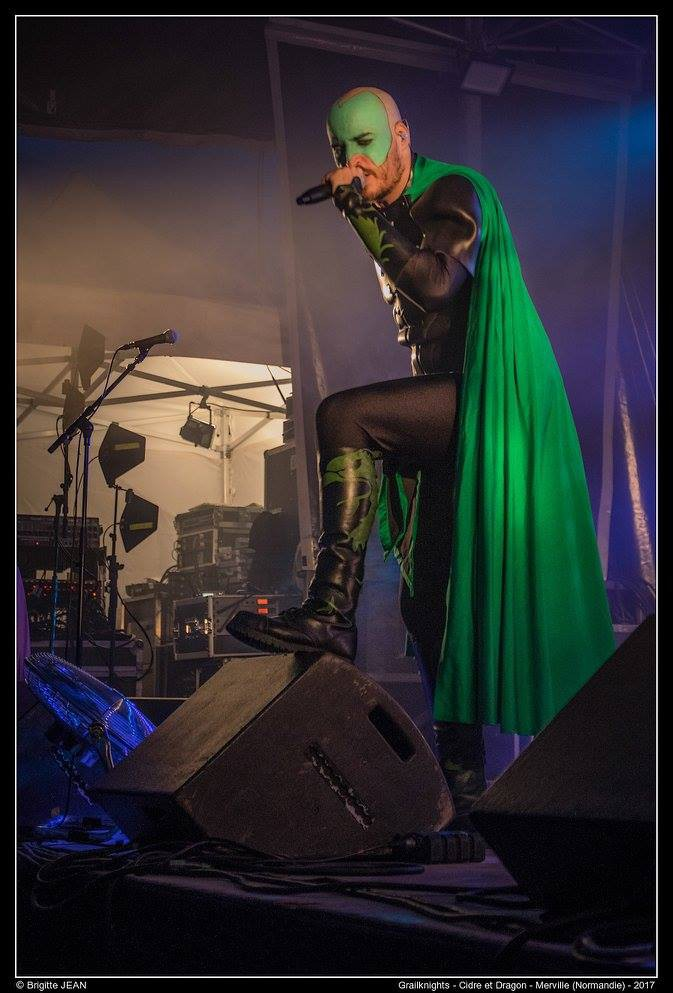 Eluveitie + Grailknights + Haeredium - photo8