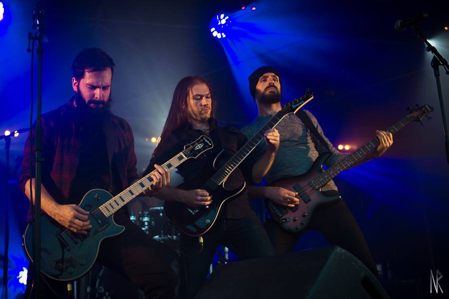 Eluveitie + Grailknights + Haeredium - photo9
