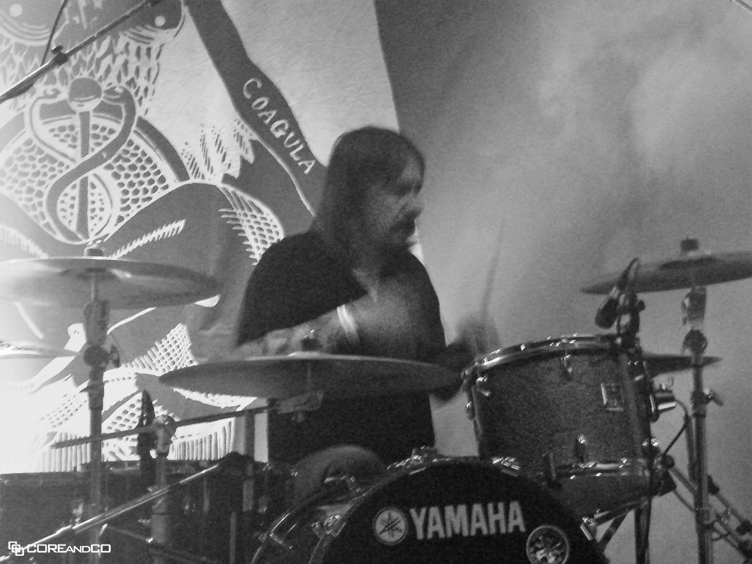 Interceptor Fest - Rock School Barbey / Bordeaux (33) - le 06/10/2017