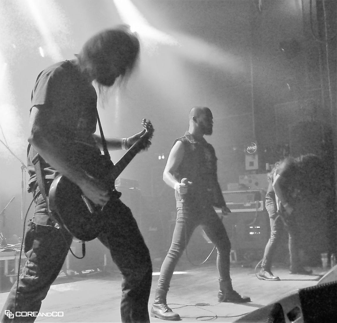 Interceptor Fest - Rock School Barbey / Bordeaux (33) - le 06/10/2017