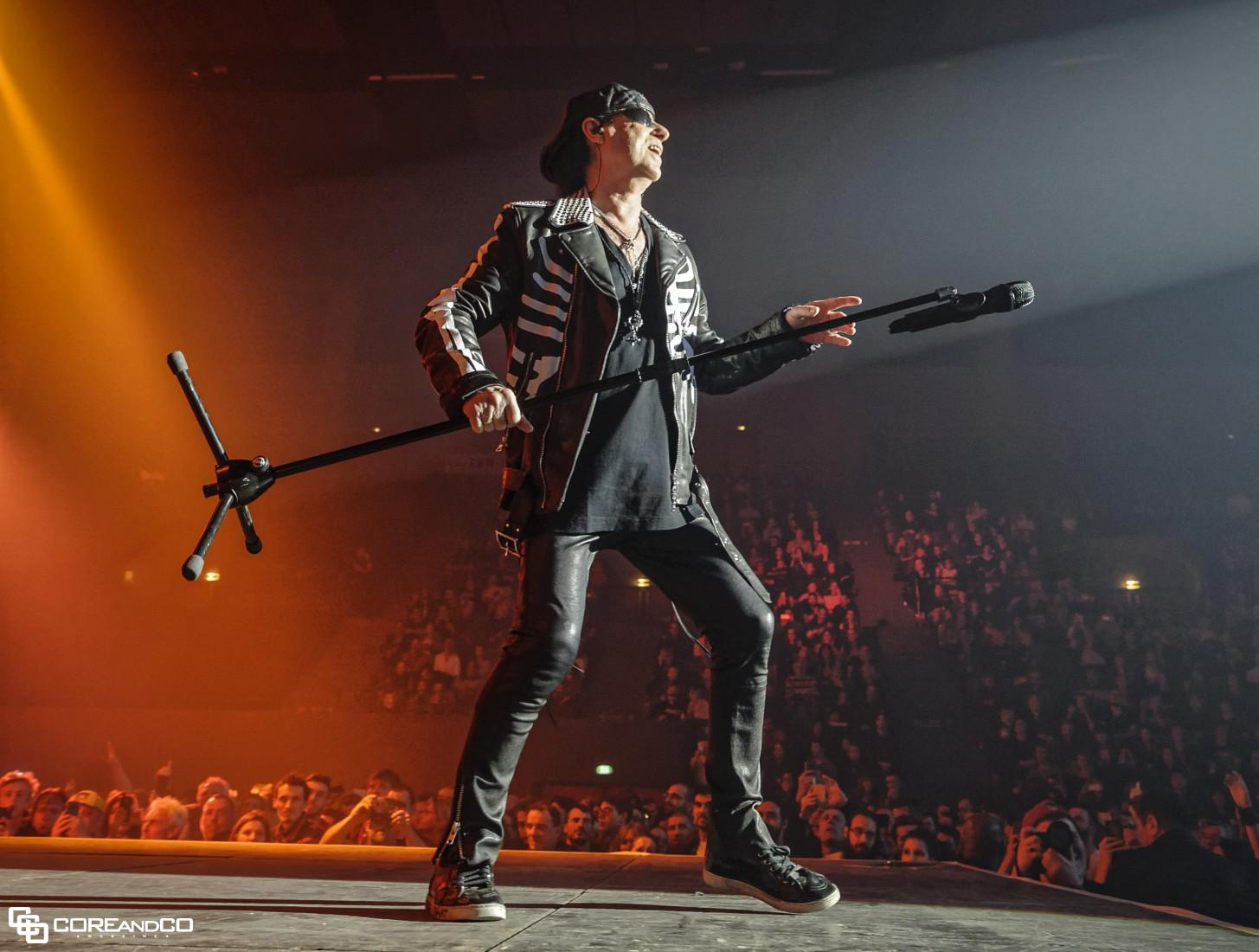 Scorpions le 28/03/2018, Zénith Oméga, Toulon (83) - photo14