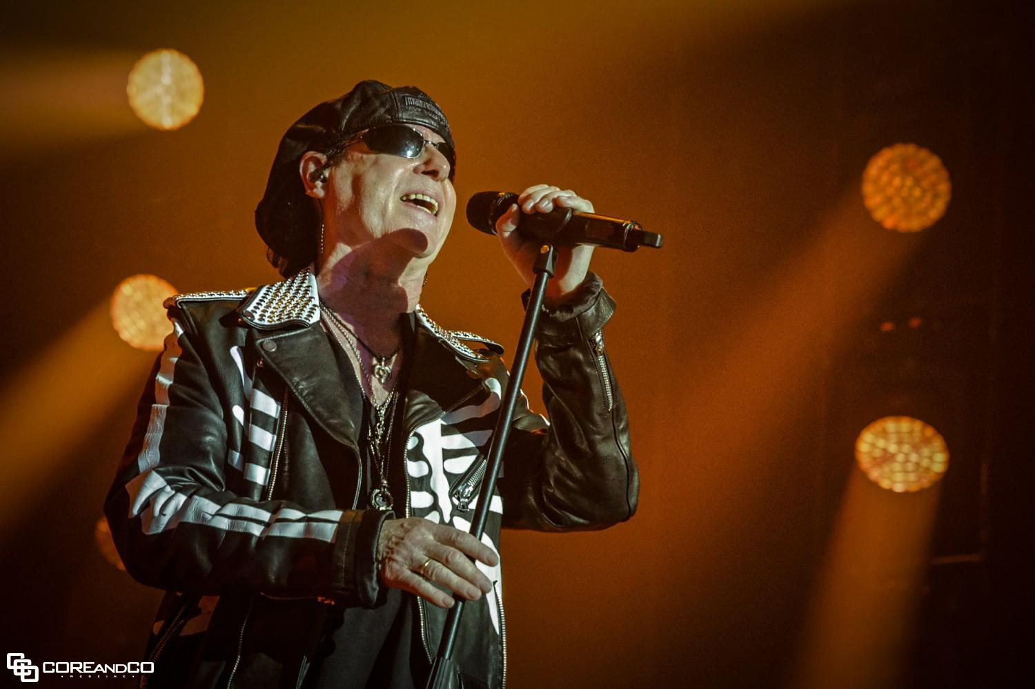 Scorpions le 28/03/2018, Zénith Oméga, Toulon (83) - photo17