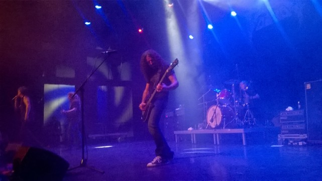 Voivod + Bio-cancer - photo2