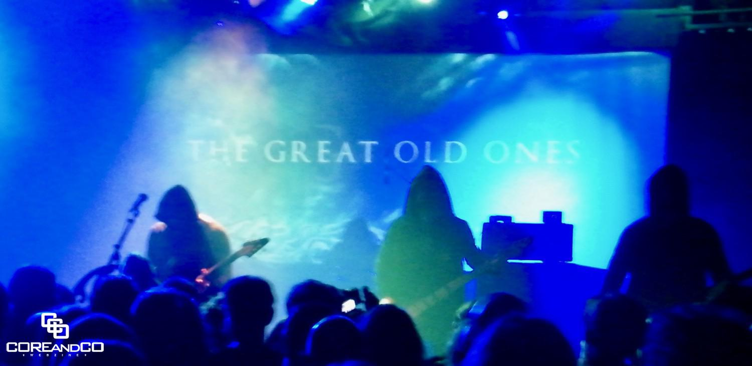 Arkhon Infaustus + The Great Old Ones + Au-dessus + Regarde Les Hommes Tomber - photo32