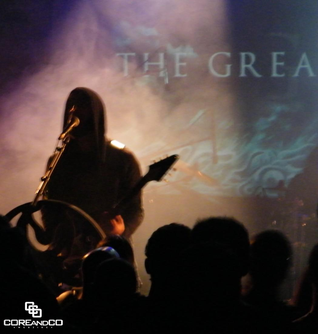 Arkhon Infaustus + The Great Old Ones + Au-dessus + Regarde Les Hommes Tomber - photo42