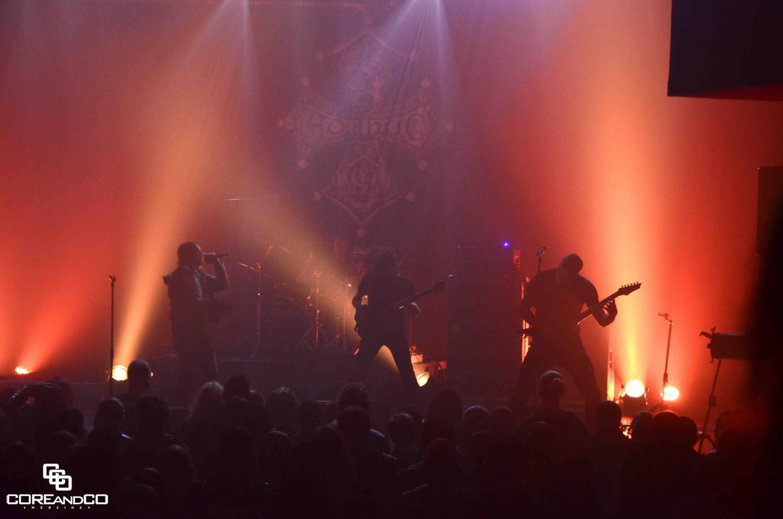Mayhem + Aorlhac + Pensées Nocturnes + Dopethrone + Septic Flesh + Gaahls Wyrd + The Secret - photo4