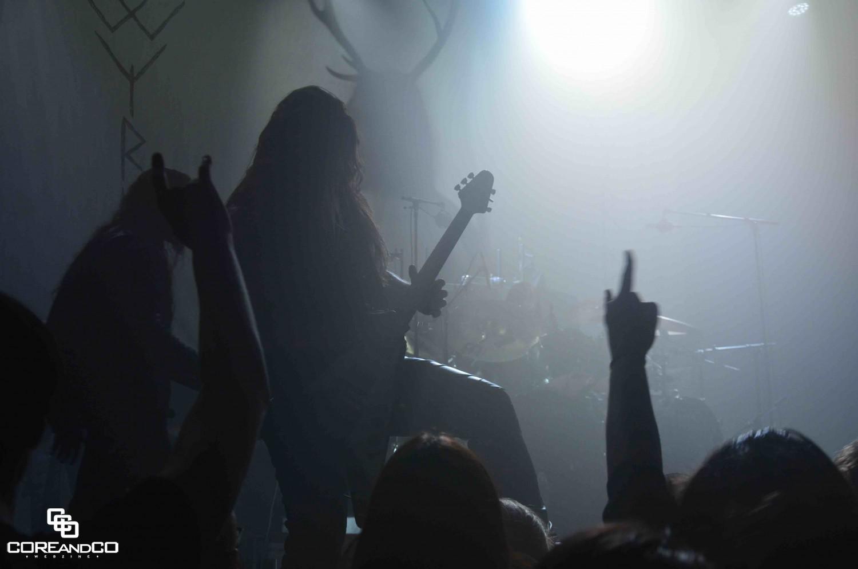 Mayhem + Aorlhac + Pensées Nocturnes + Dopethrone + Septic Flesh + Gaahls Wyrd + The Secret - photo8