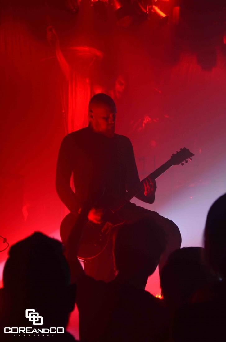 Mayhem + Aorlhac + Pensées Nocturnes + Dopethrone + Septic Flesh + Gaahls Wyrd + The Secret - photo12