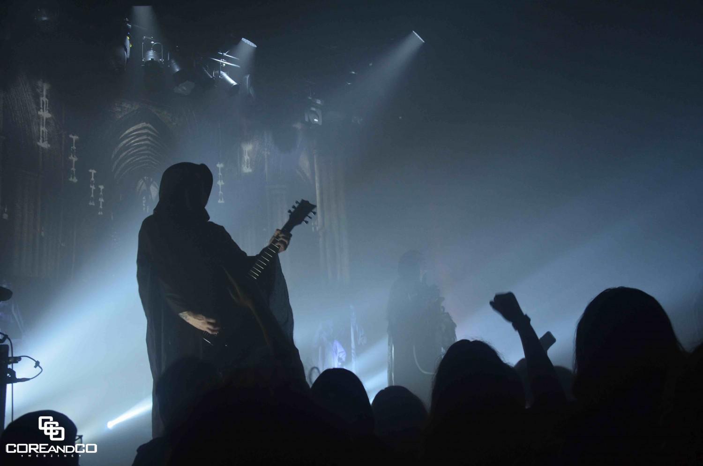 Mayhem + Aorlhac + Pensées Nocturnes + Dopethrone + Septic Flesh + Gaahls Wyrd + The Secret - photo15