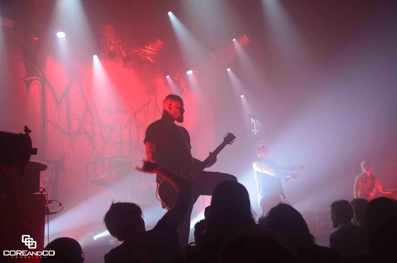 Mayhem + Aorlhac + Pensées Nocturnes + Dopethrone + Septic Flesh + Gaahls Wyrd + The Secret - photo16