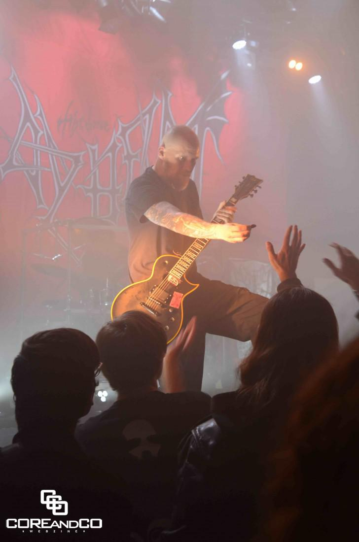 Mayhem + Aorlhac + Pensées Nocturnes + Dopethrone + Septic Flesh + Gaahls Wyrd + The Secret - photo19