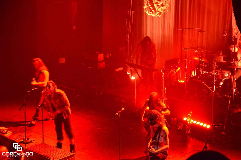 Mayhem + Aorlhac + Pensées Nocturnes + Dopethrone + Septic Flesh + Gaahls Wyrd + The Secret - photo21