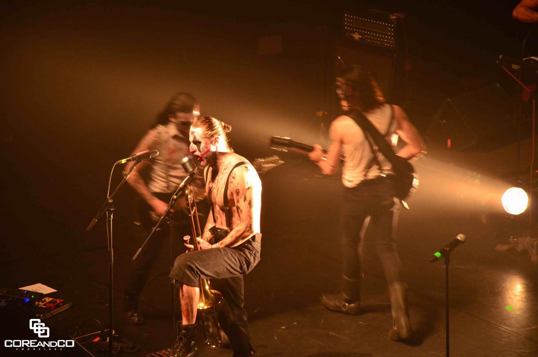 Mayhem + Aorlhac + Pensées Nocturnes + Dopethrone + Septic Flesh + Gaahls Wyrd + The Secret - photo24