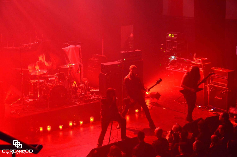Mayhem + Aorlhac + Pensées Nocturnes + Dopethrone + Septic Flesh + Gaahls Wyrd + The Secret - photo26