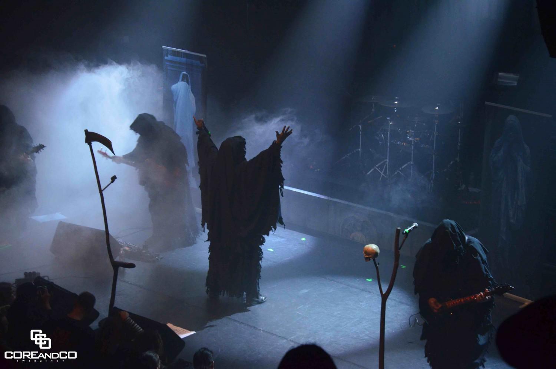 Mayhem + Aorlhac + Pensées Nocturnes + Dopethrone + Septic Flesh + Gaahls Wyrd + The Secret - photo28