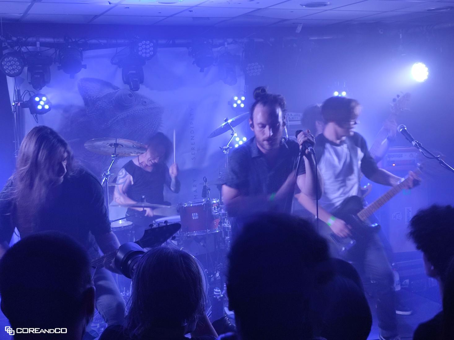 Serendipity Release Party - Rock School Barbey  / Bordeaux  - le 11/09/2021