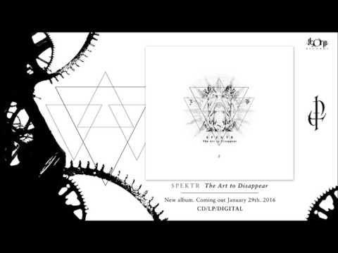 Streaming du nouvel album de Spektr en ligne (actualité)