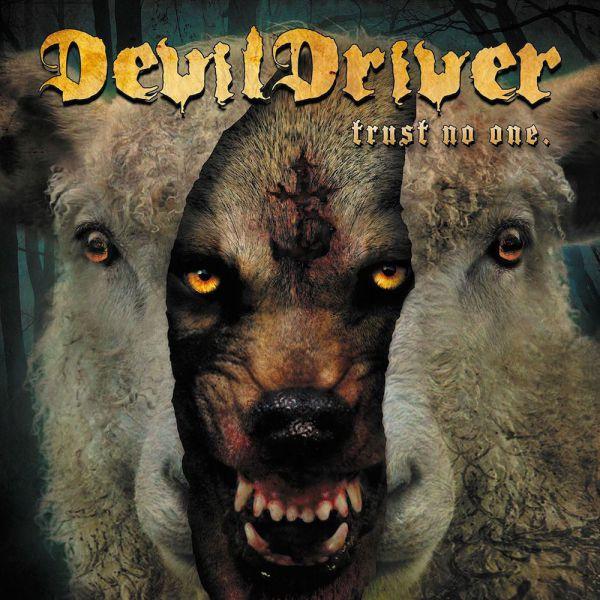 Détails du nouvel album de Devildriver, Trust No One (actualité)
