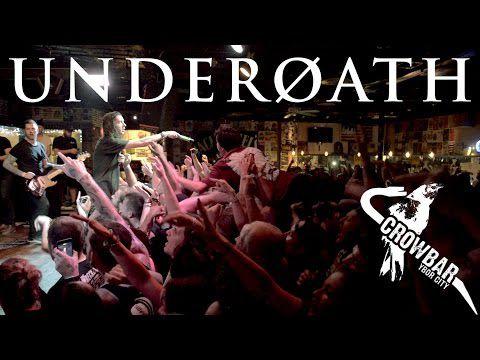 Le concert de retour de Underoath en entier et en images (actualité)
