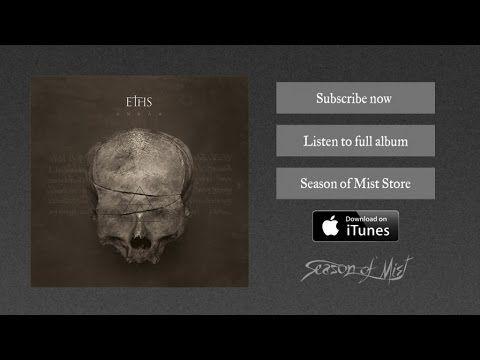 Streaming du nouvel album de Eths  (actualité)