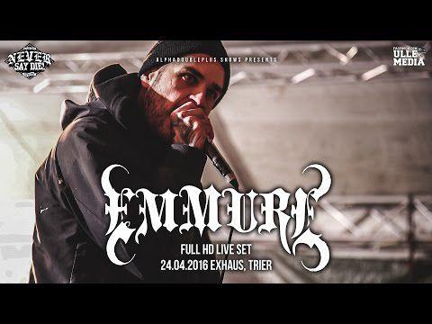 Concert complet de Emmure avec son nouveau line-up (actualité)