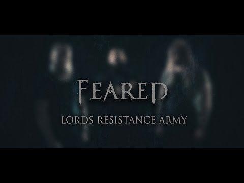 Feared sort son nouveau clip en ligne (actualité)