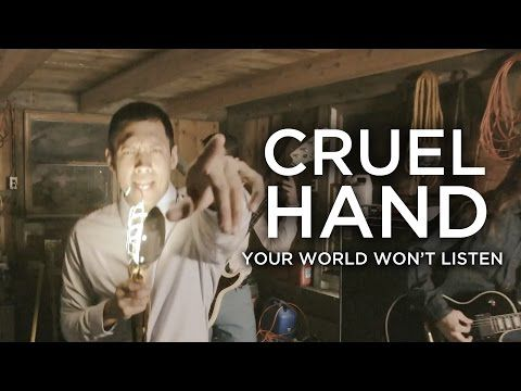 Cruel Hand annonce son nouvel album (actualité)
