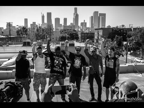 Prophets of Rage joue à Los Angeles sur un toit (actualité)