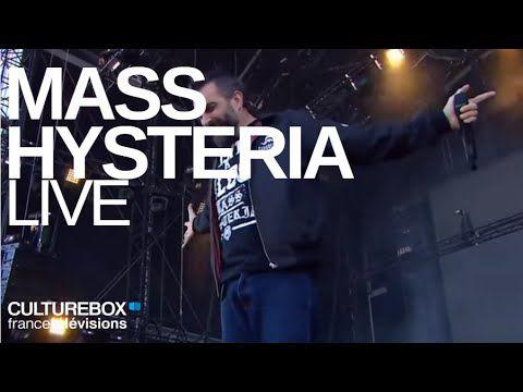 Le concert de Mass Hysteria au Main Square en ligne (actualité)