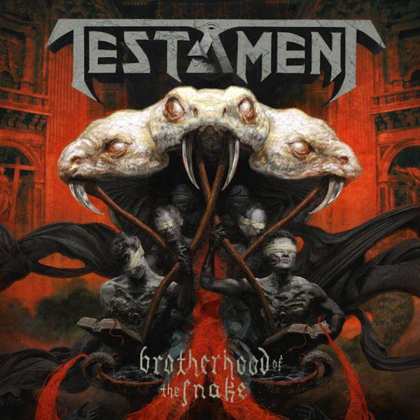 La pochette du prochain album de Testament dévoilée  (actualité)