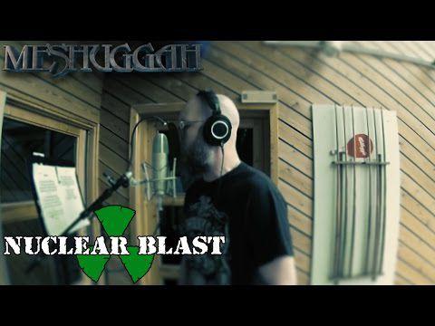 Nouveau teaser pour le prochain album de Meshuggah (actualité)