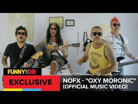 NOFX balance son nouveau clip en ligne (actualité)