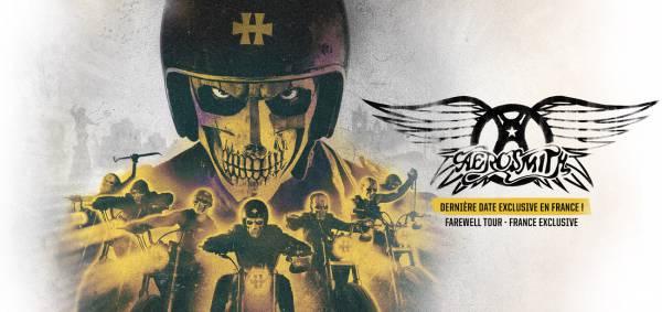 Aerosmith au Hellfest 2017 (actualité)