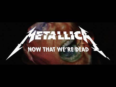 Tous les nouveaux clips de Metallica sont en ligne (actualité)