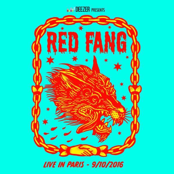 Red Fang en live à Paris (actualité)