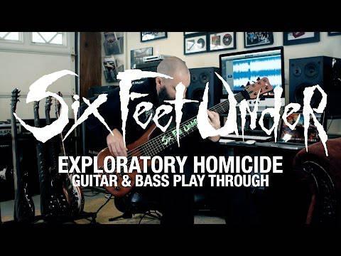 Un nouveau morceau pour Six Feet Under (actualité)