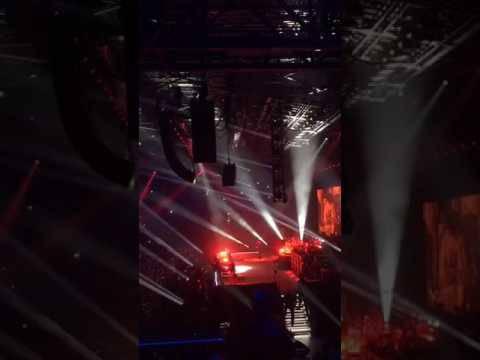 Vidéos du dernier concert de Black Sabbath (actualité)
