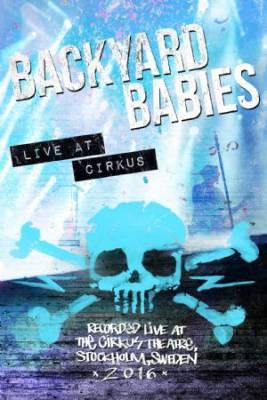 DVD - Blu-ray live pour Backyard Babies (actualité)