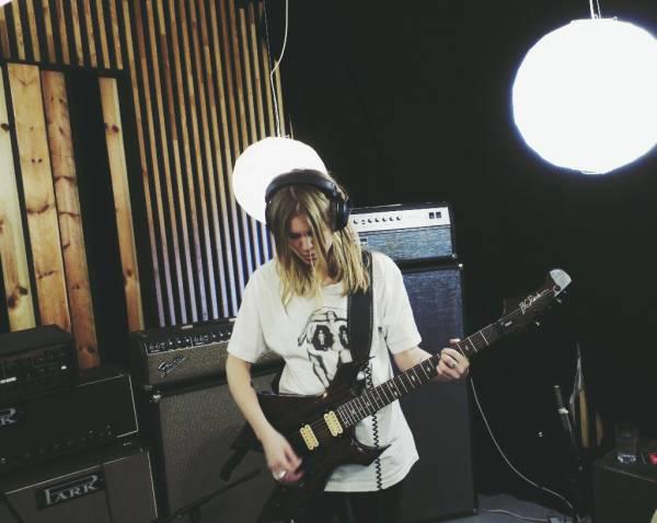 Myrkur entre en studio pour enregistrer son nouvel opus (actualité)