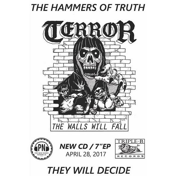 Le nouvel Ep de Terror pour le mois d'avril (actualité)