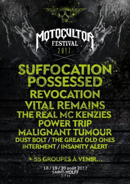 Le Motocultor 2017 aura bien lieu (actualité)