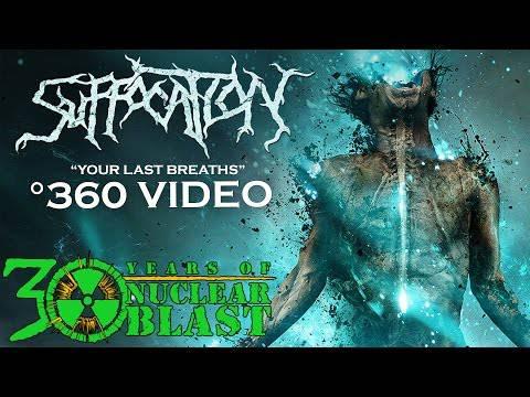 Premier extrait du nouvel album de Suffocation (actualité)